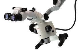 Дентальный микроскоп